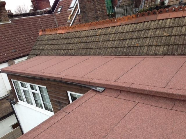 Flat Roofing - AM Roofing Contractors