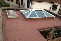 Flat Roofing skylights - AM Roofing Contractors